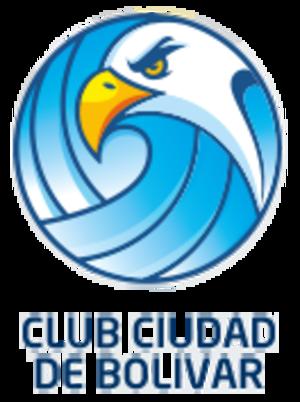 Club Ciudad de Bolívar - Image: Club Ciudad Bolivar logo