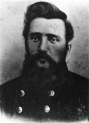 33rd Arkansas Infantry Regiment - Colonel Hiram L. Grinstead, Killed at the Battle of Jenkins Ferry