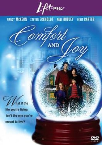 Comfort and Joy (2003 film) - Image: Comfort and Joy Film Poster