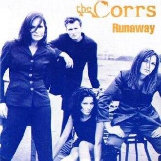Runaway (The Corrs song) - Image: Corrs Runawaysingle