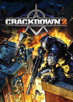 Crackdown 2 - Image: Crackdown 2Cover