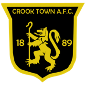 Crook Town A.F.C. - Image: Crook Town A.F.C