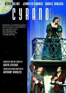 <i>Cyrano de Bergerac</i> (2008 film) 2008 television film directed by David Leveaux