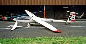 Glaser-Dirks DG-100 - Image: DG Flugzeugbau dg 101