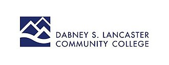 Dabney S. Lancaster Community College - Image: Dabney S. Lancaster Community College (logo)