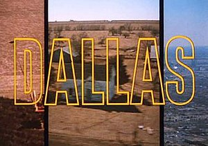 Dallas (1978 TV series) - Image: Dallas Logo