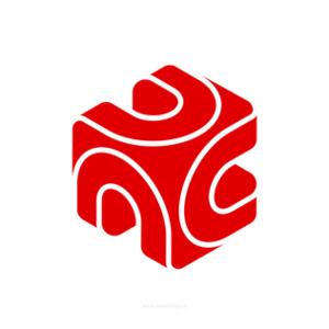Dansk Datamatik Center - Image: Dansk Datamatik Center logo