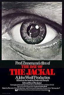 <i>The Day of the Jackal</i> (film) 1973 film by Fred Zinnemann