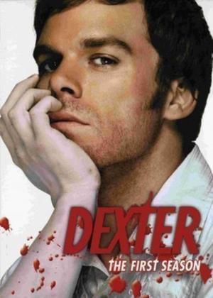 Dexter (season 1) - DVD cover