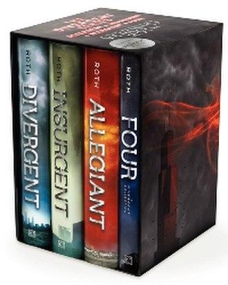 Divergent trilogy - Boxed set