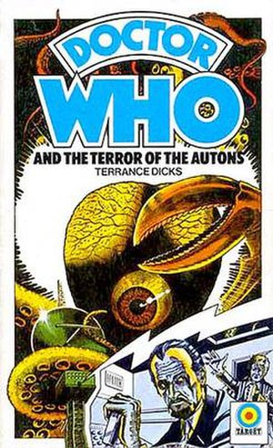Terror of the Autons - Image: Doctor Who and the Terror of the Autons