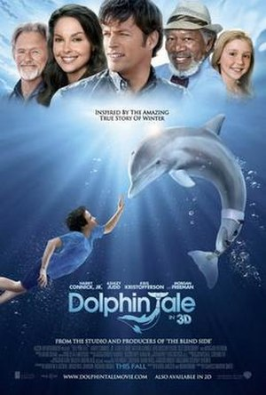 Dolphin Tale - Theatrical release poster