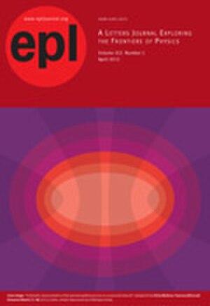 EPL (journal)
