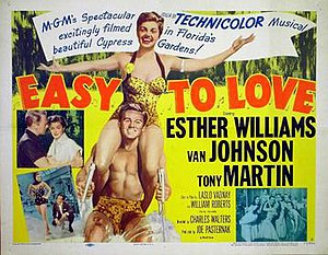 Easy to Love (1953 film) - Image: Easy to Love (film)