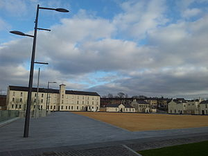 Ebrington Square - Image: Ebrington Square, Derry,