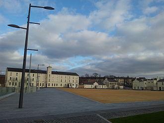 Ebrington Square - Image: Ebrington Square, Derry,