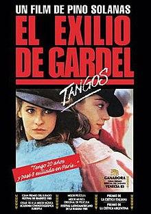 El-eksilio de Gardel (Tangoj).jpg