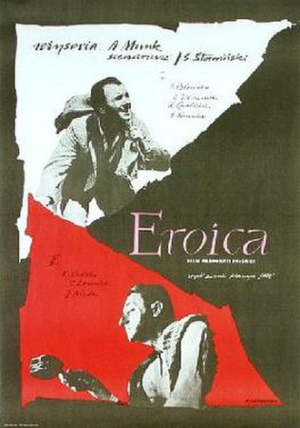 Eroica (1958 film) - Image: Eroica poster