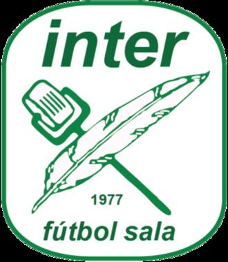 Inter FS - Image: Escudo Inter Fútbol Sala