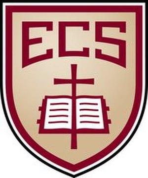 Evangelical Christian School - Image: Evangelical Christian School logo