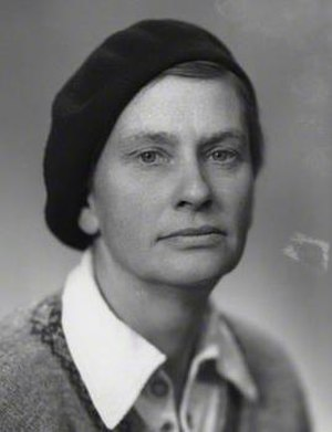Lady Eve Balfour - Balfour in 1943