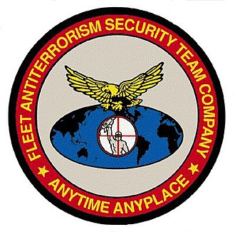 Marine Corps Security Force Regiment - FAST logo