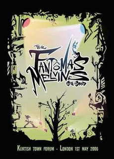 <i>Live from London 2006</i> 2008 video by The Fantômas Melvins Big Band