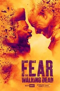 <i>Fear the Walking Dead</i> (season 7) Season of television series