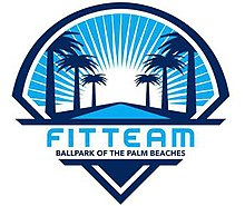 Fitteam Ballpark of the Palm Beaches logo.JPG