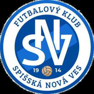 FK Spišská Nová Ves - Image: Fk spisskanovaves