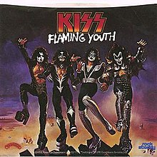 "The ""Flaming Youth"" single was the final single to appear on the ""Bogart"" label."