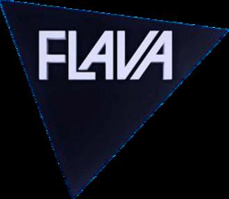 Flava (TV channel) - 2012 Logo
