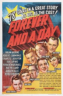 <i>Forever and a Day</i> (1943 film) 1943 drama film