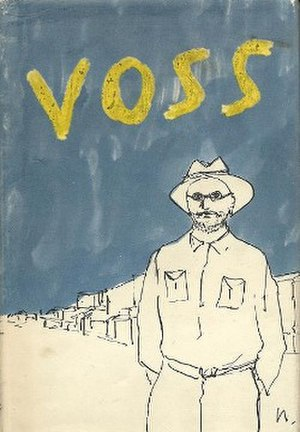 Voss (1957). The cover art was the first of se...