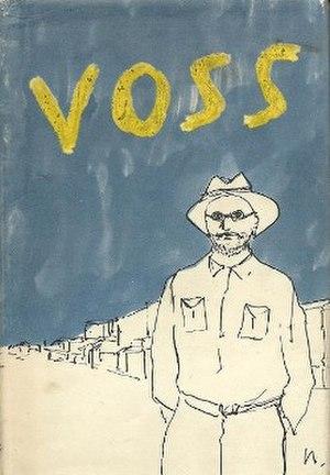 Voss (novel) - First edition