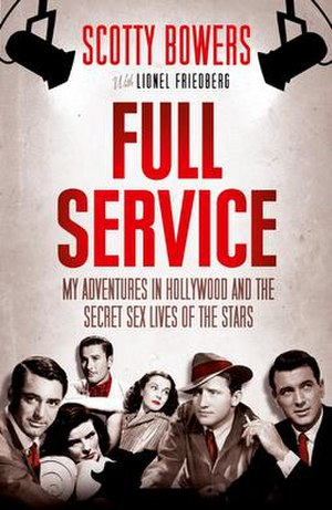 Full Service (book) - First hardcover edition (2012)