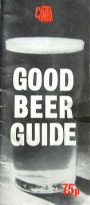 Good Beer Guide - First Edition in 1974