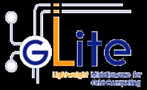 GLite - Image: G Lite logo