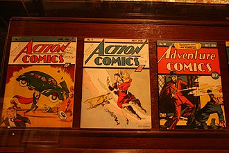 Geppi's Entertainment Museum - First edition comic books