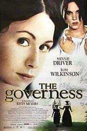 The Governess - Original poster