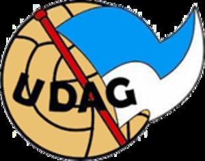 UDA Gramenet - Image: Gramenet UEA escudo