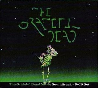 <i>The Grateful Dead Movie Soundtrack</i> 2005 live album by the Grateful Dead