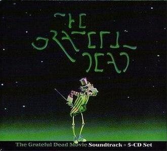 The Grateful Dead Movie Soundtrack - Image: Grateful Dead The Grateful Dead Movie Soundtrack