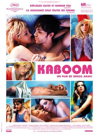 Kaboom (film) - French theatrical release poster