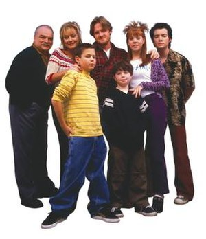 Grounded for Life - Original cast of Grounded for Life, seasons 1–2.