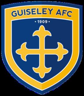 Guiseley A.F.C. Association football club in Guiseley, England