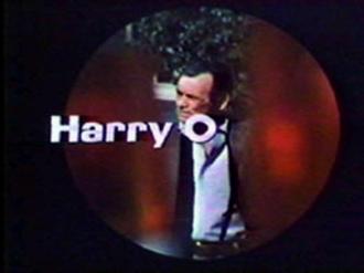 Harry O - Title screen