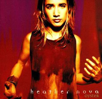 Oyster (album) - Image: Heather Nova Oyster UK