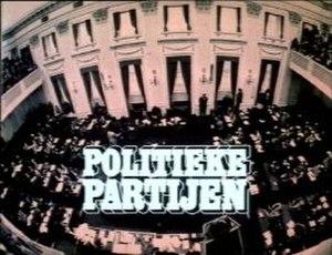 Zendtijd voor Politieke Partijen - Historical ident of Politieke Partijen