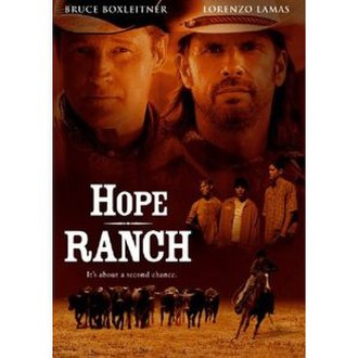 Hope Ranch (film) - DVD cover